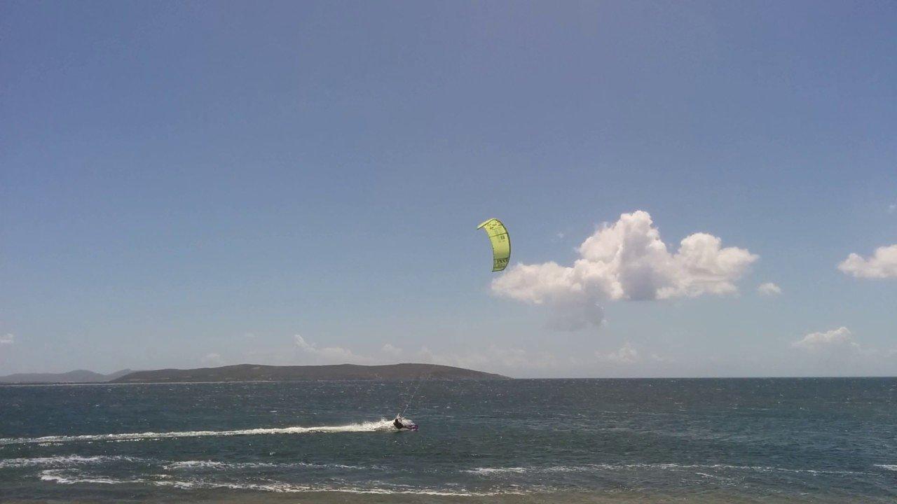 porto botte sardegna kitesurf