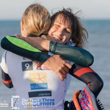 Francesca Bagnoli seconda al WKL El Gouna RRD Center World Cup