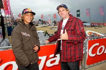 Kai Lenny termina la collaborazione con Robby Naish e la sua azienda