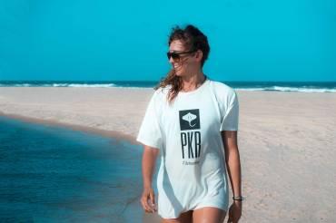 Francesca Bagnoli – Kitesurfing Freestyle nella Laguna di Taiba