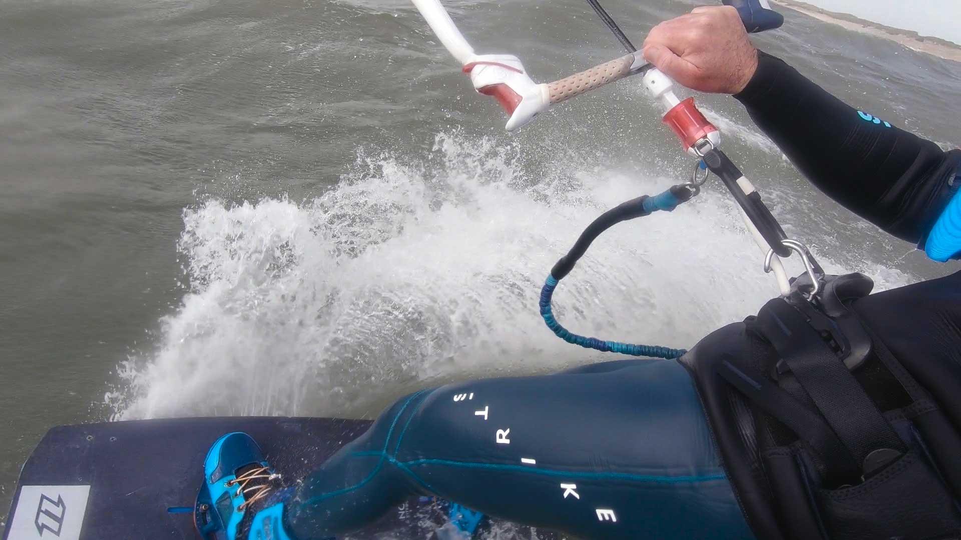 Kitesurf video blog 4