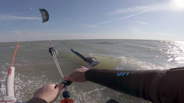 "PKR Kitesurf video blog nr.7 – ""Super Pizzicata"" ad Ostia, solo per pochi"