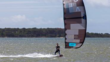 PKR Kitesurf video blog nr.8 – Forte Maestrale allo Stagnone