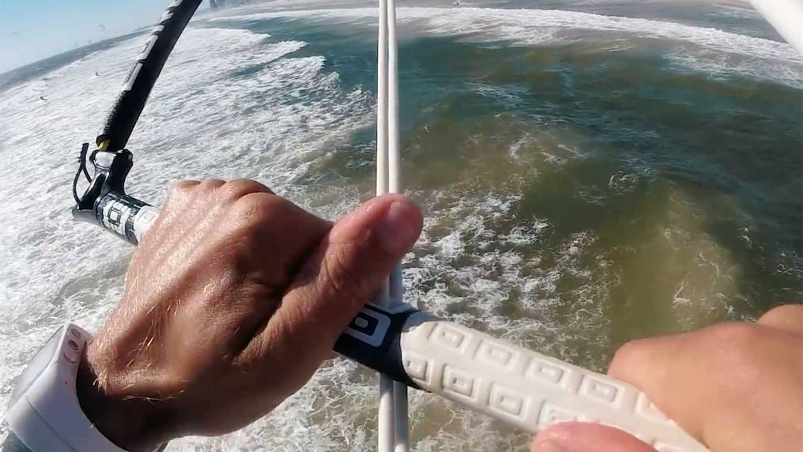 Imparare il Kiteloop in tre lezioni – Kitesurf video tutorial nr.2