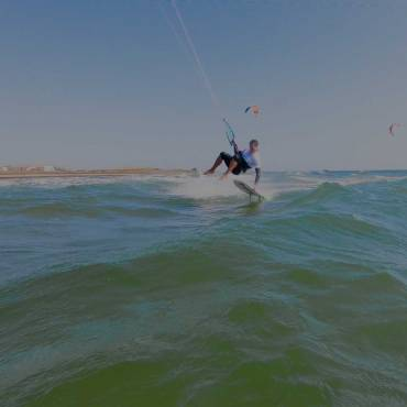 Come fare l'Handstand – Kitesurfing freestyle strapless video tutorial