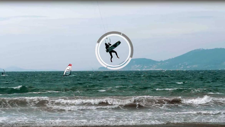 Finire la session come un professionista – Kitesurf video tutorial