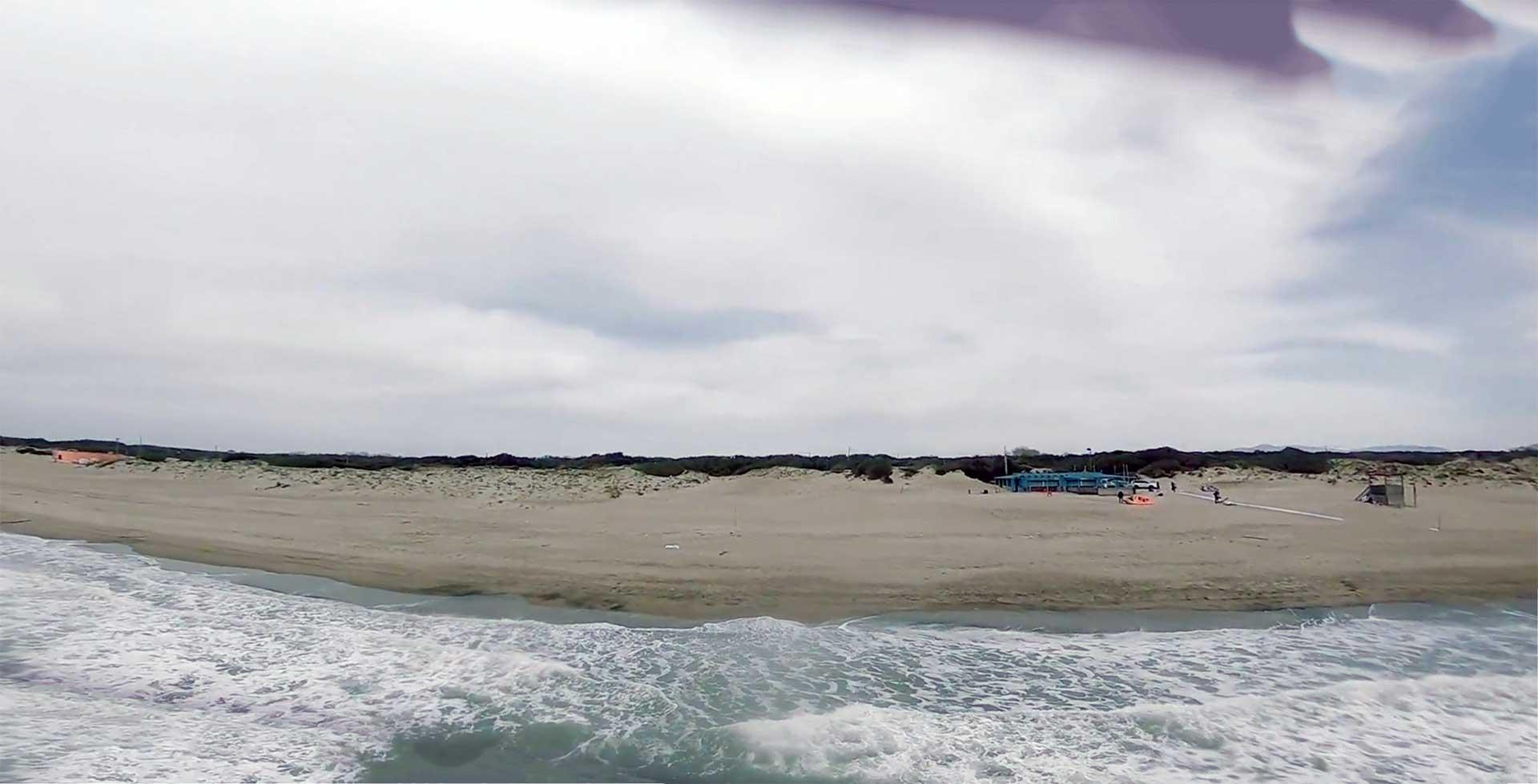 kite surf ostia
