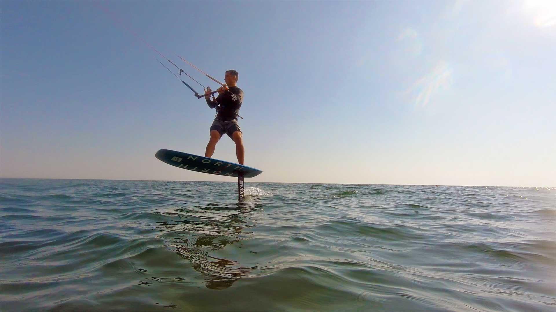 kite surf foil tutorial