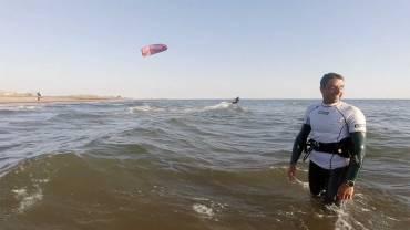 Surf Kite Board – 3 modi per partire dall'acqua