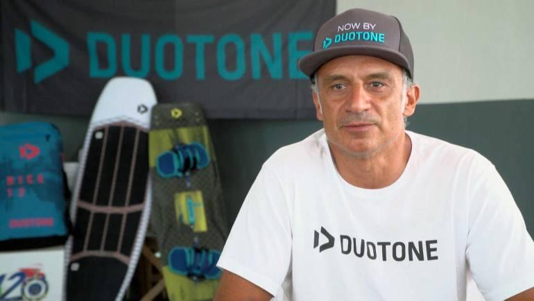 Intervista a Marco Baiocchi Boards and More Italia sul rebranding North – Duotone