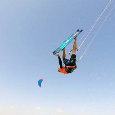 "Kitesurf video blog nr. 15 – ""Big Air de Noantri"""