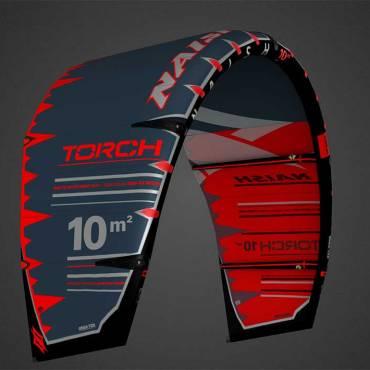 Naish Kiteboarding presenta il TORCH 2019 con ESP – C Kite storico