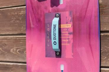 Soleil Duotone 2019 – Tavola costruita per le donne