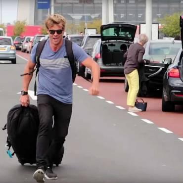 Kitesurf estremo in Olanda – Sempre più pazzi questi riders