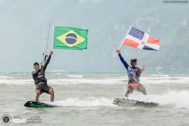 WKC World Kiteboarding Championships Akyaka 2018 – Le finali