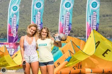 WKC Akyaka Kitesurfing Freestyle 2018 – Giorno due