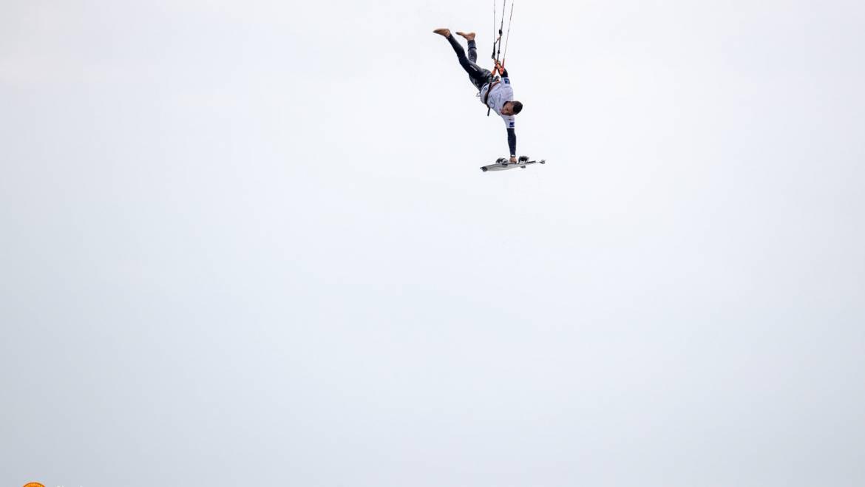 I trick del kitesurfing Big Air – Fehmarn 2018, GKA Air Games video