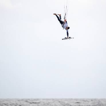 I trick del kitesurfing Big Air – Fehmarn 2018, GKA Air Games video