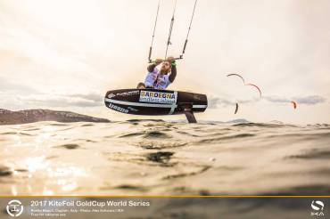 Sardinia Grand Slam – Campionato Mondiale Kite Foil 2018