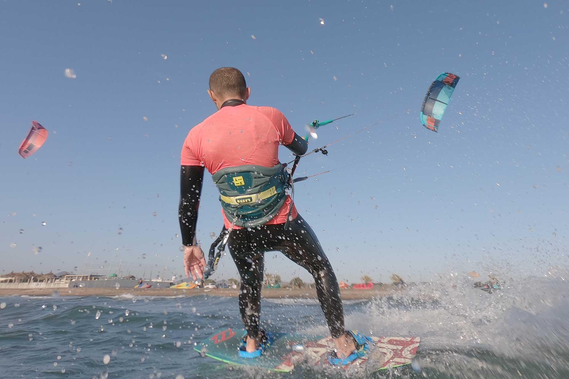 Scuola kite surfCerveteri