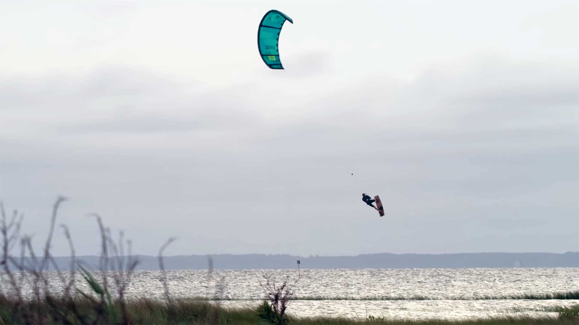 kiteloop backroll kitesurf tutorial