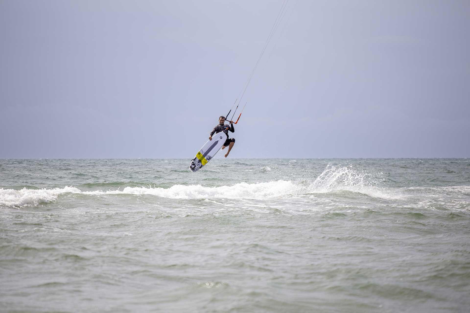 kitesurf meraviglioso