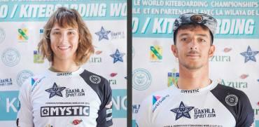 Bagnoli e Coccoluto vincono il WKC Dakhla Campionato Qualificazioni
