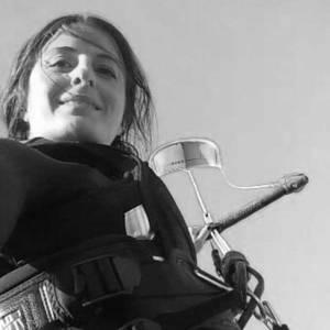 Elisa Santandrea PKR Kitesurf