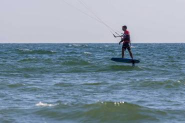 Foil Kitesurf crash video compilation