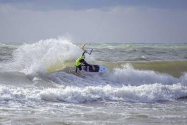 Campionato Italiano Kitesurf Wave 2018 – Ostia 31 ottobre 2018