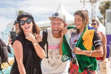 Mikaili Sol è la campionessa mondiale di kitesurf freestyle 2018
