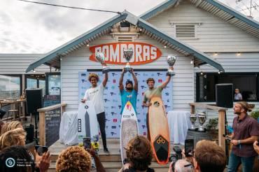 Airton Cozzolino Campione del Mondo Kitesurf GKA 2018