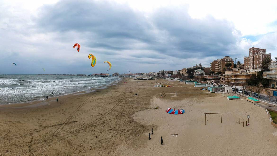 PKR Kitesurf Video Blog nr.19 – Anzio Riviera di Levante