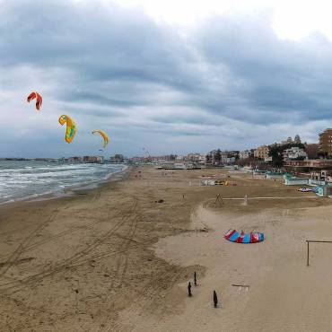 PKR Kitesurf Video Blog nr.19 – Anzio Riviera di Levante