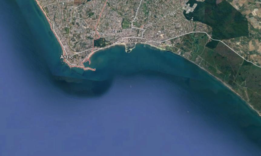 Anzio Riviera di Levante