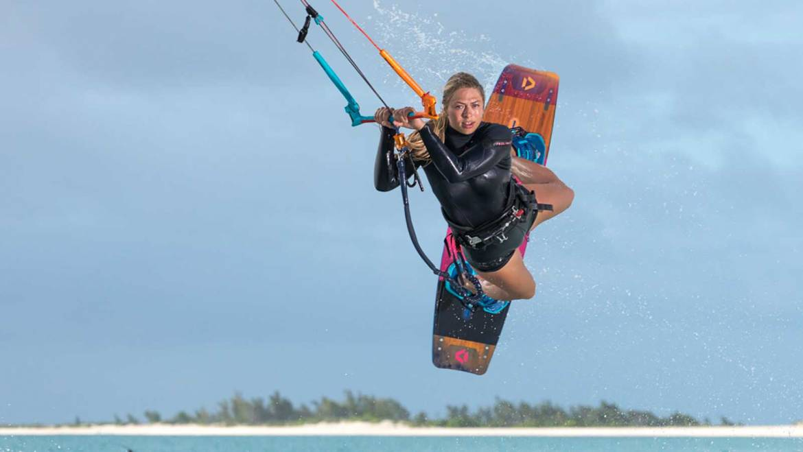 Hannah Whiteley: Red Bull King of the Air 2019 – Video contest