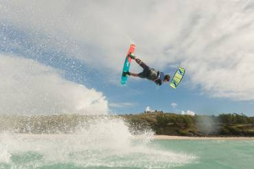 Paul Serin: Red Bull King of the Air 2019 – Video contest