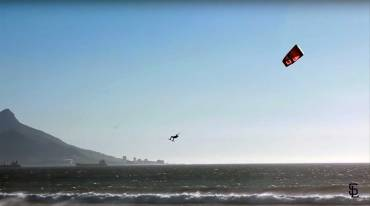 Kitesurfing in Sud Africa – Weekend con Sam Light