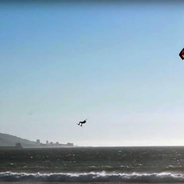Kitesurfing in Sud Africa – Weekend con Sam Light