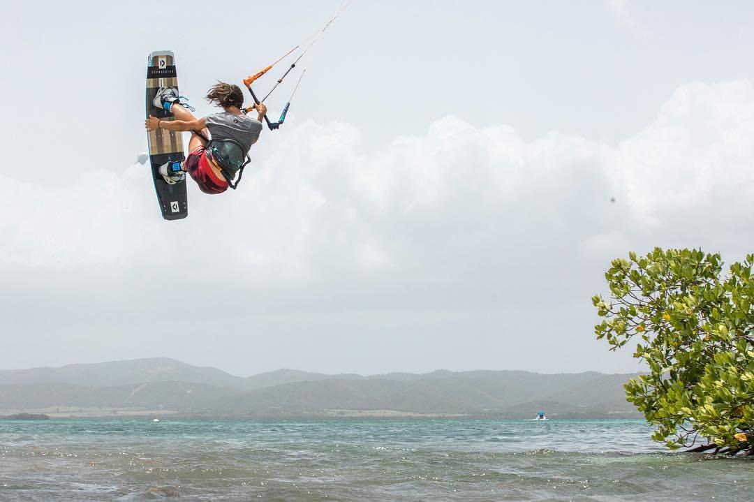 Duotone kiteboarding Porto Rico