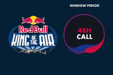 Red Bull King of the Air 2019 – Possibile inizio giovedì 31 gennaio