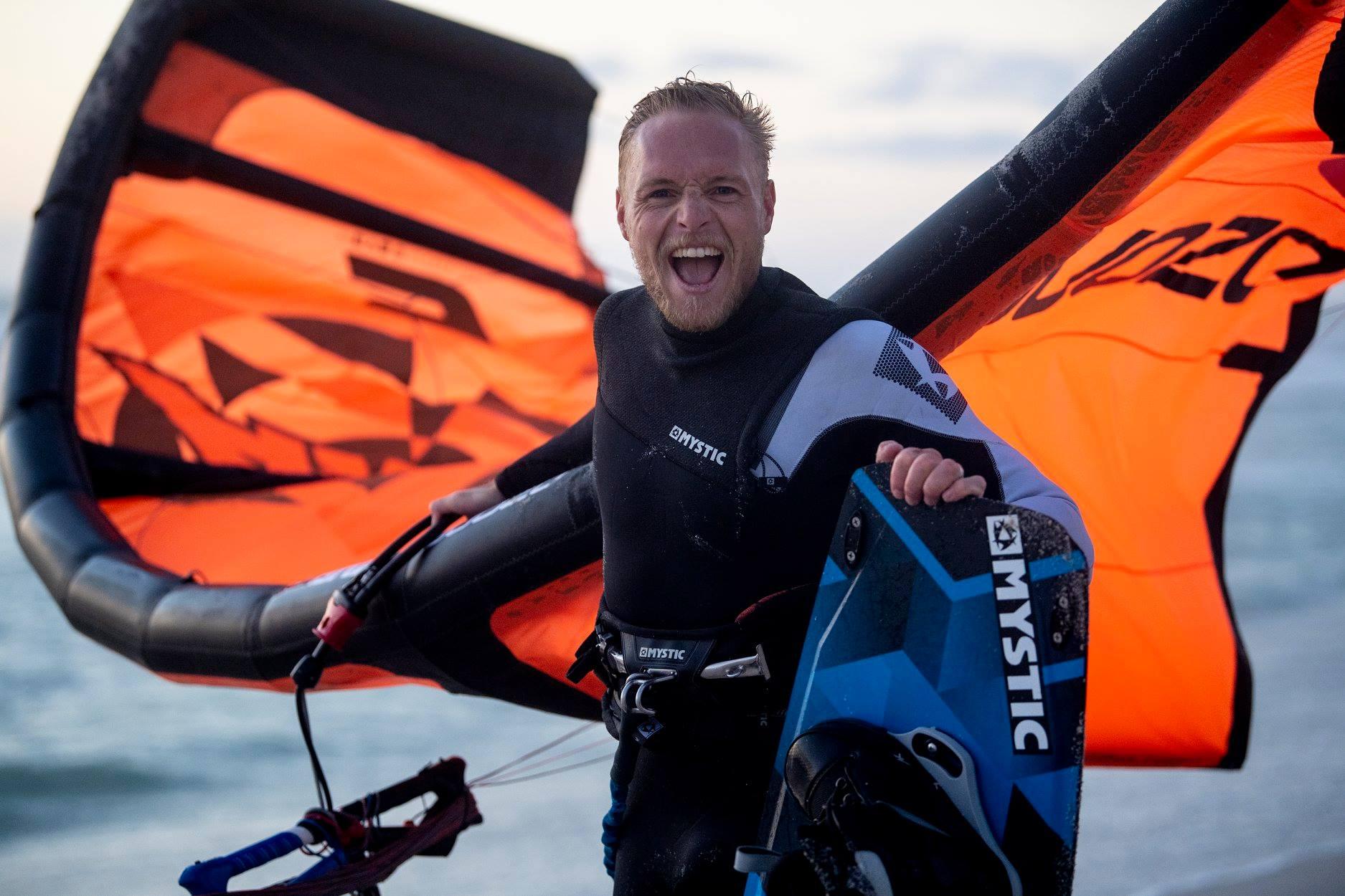 Ruben Lenten Ozone Kite 1