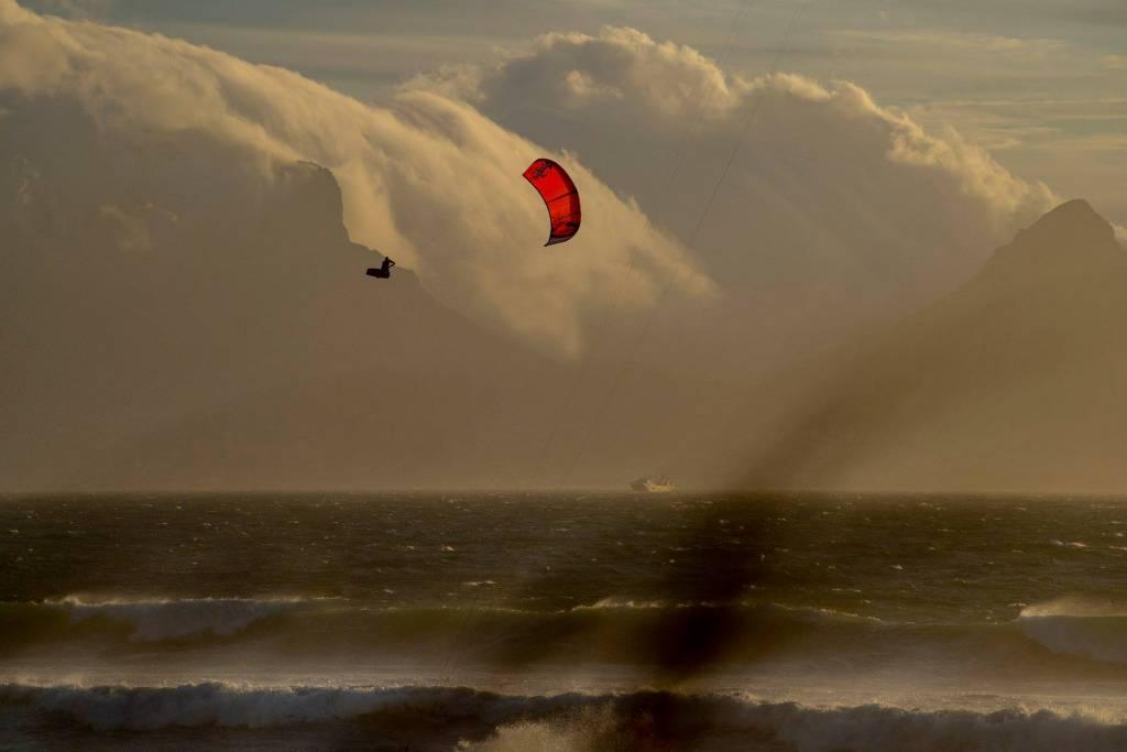 Ruben Lenten Ozone Kite