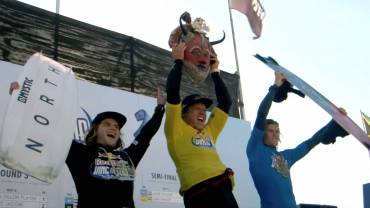 Kevin Langeree vince il Red Bull King of the Air 2019