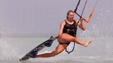 Le super donne di Duotone Kiteboarding – The Sum of 5