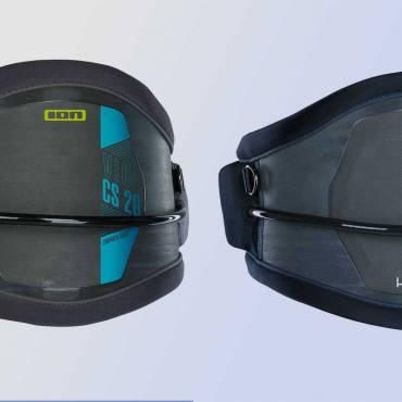 ION Vice CS 20 – Trapezio rigido per il kitesurf senza compromessi