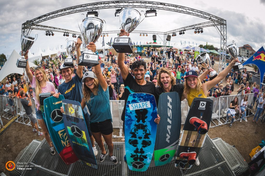 Campionato mondiale kitesurf freestyle 2019