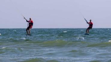 Kite foil video tutorial nr.2 – Le andature: traverso | bolina | lasco