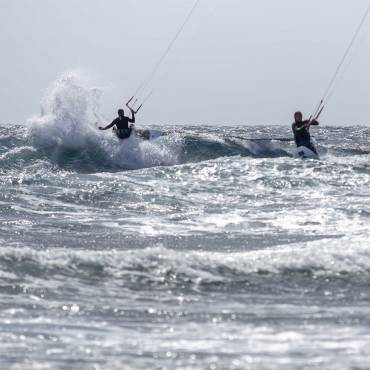 Kitesurf a Tenerife – Una settimana al Duotone Meeting International