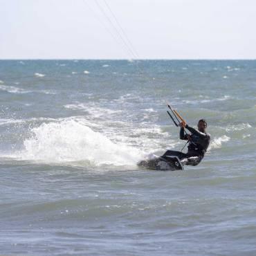 Kitesurf Cerveteri – Lo spot Campo di Mare